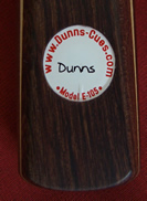 snooker cue badge